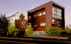 Tanner Building, Kingston, WA by Coates Design Architects