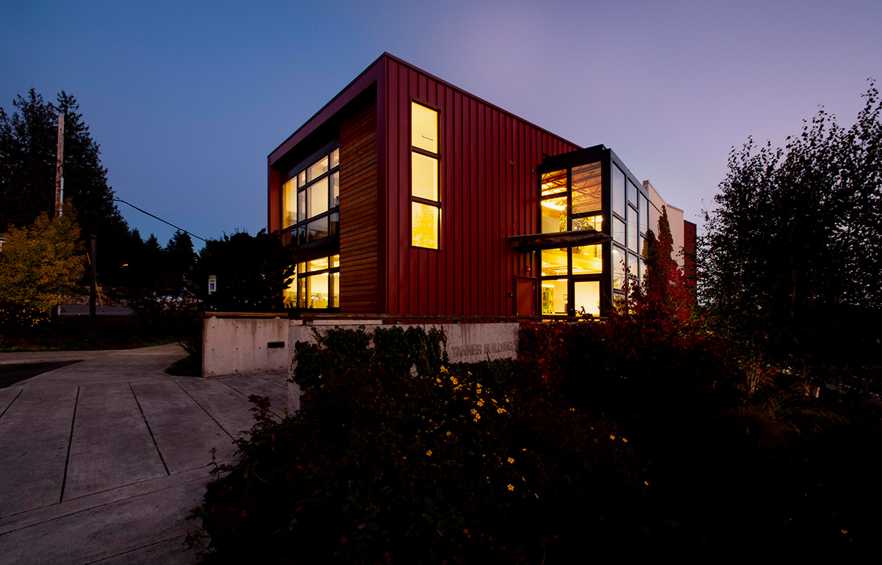 Tanner Office Building. Coates Design Architects